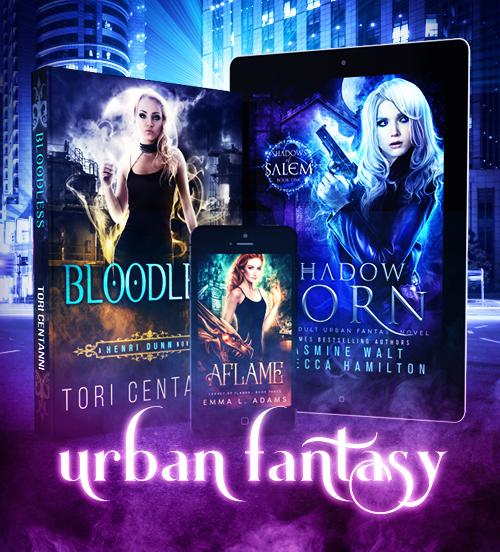 Urban Fantasy Book Cover Design : Book cover design by rebecca frank
